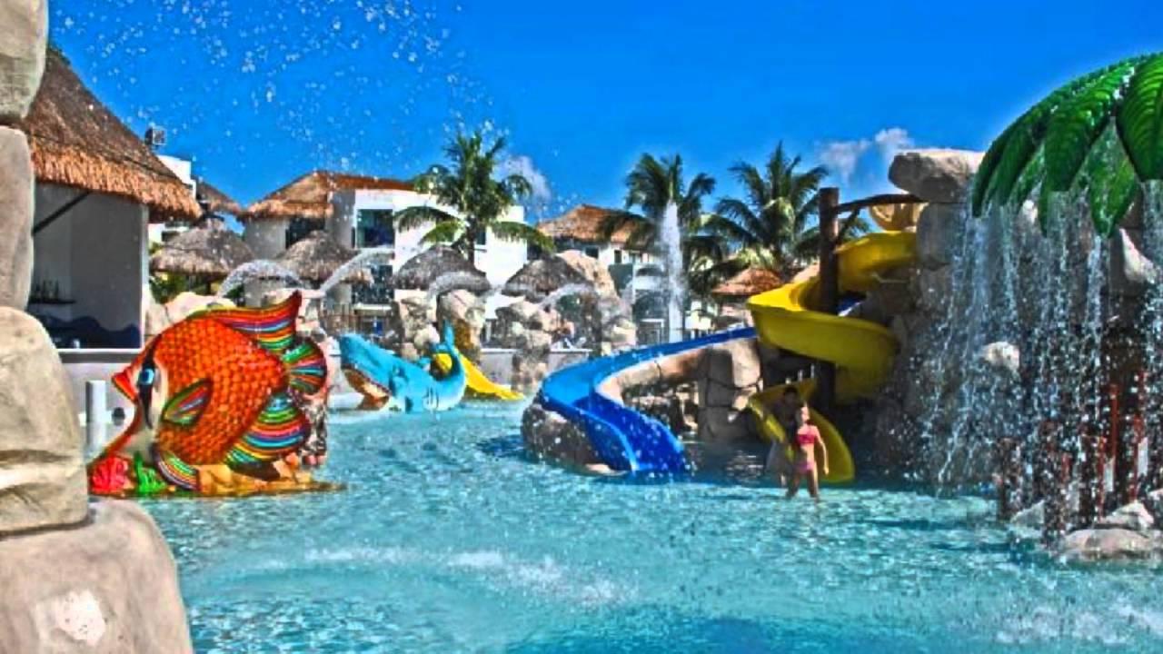 Sandos Caracol Eco Resort All Inclusive Playa Del Carmen México