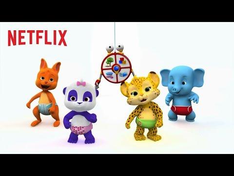 Fabuloso vocabulario - Tráiler oficial - Netflix