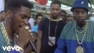 Eric B. & Rakim - I Ain't No Joke (Official Music Video)