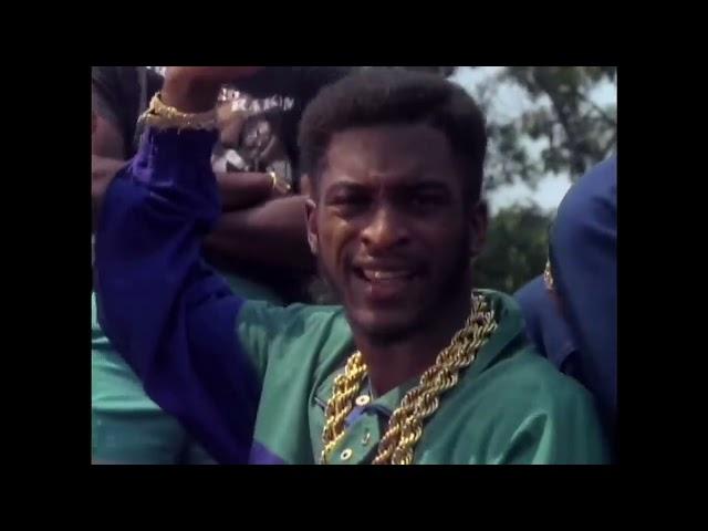 Eric B. & Rakim - I Ain\'t No Joke (Official Music Video)