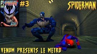Baixar Venom presents : LE METRO - Spiderman Playstation #3