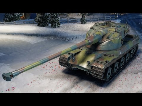 [PL] Lifidus_RR - AMX 50B @ Kharkov - 5.8k dmg, 2.1k exp, Kolobanov