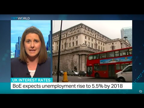 UK Interest Rates: Bank of England cuts interest rate to 0.25%, Sarah Morice reports