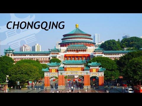 a MAIOR CIDADE do MUNDO - Parte 1 (Chongqing)