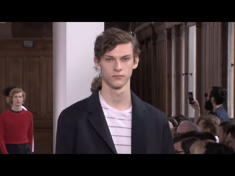 OFFICINE GÉNÉRALE Menswear Spring Summer 2017 Paris by Fashion Channel