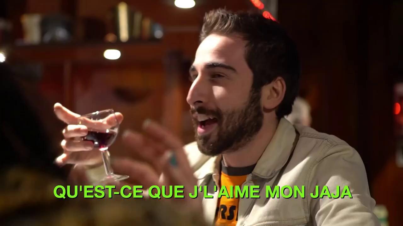JAJA - C'est la sortie du Beaujolais! // Parodie d'Aya Nakamura - Djadja //