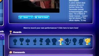 Yoostar 2 - YouTube Integration Video (Xbox 360)