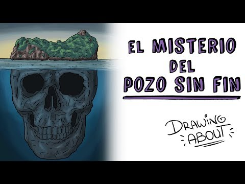 EL MISTERIO DEL POZO SIN FIN | Draw My Life
