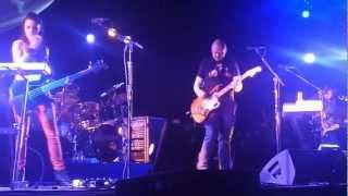 The Smashing Pumpkins - GLISSANDRA (Live 2012) Mexico