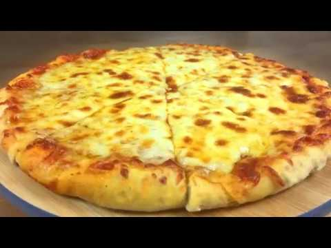 Best Homemade Pizza Recipe • How To Make Pizza At Home • Cheese Pizza • Margherita Pizza Recipe