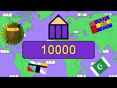 Le monde en l'an 10000 ! (Avec Hara Kiwi)