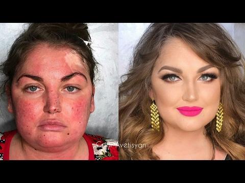 VIRAL MAKEUP VIDEOS ON INSTAGRAM #1| 2017 | Best Makeup Tutorials |BEFORE n  AFTER Makeup Transform