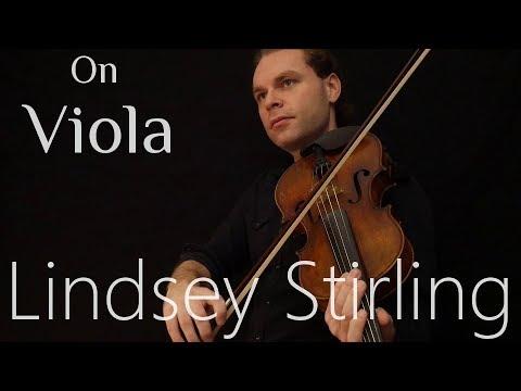 Lindsey Stirling - Elements   Viola and Dark Orchestral Cover
