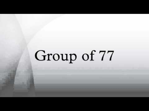 Group of 77