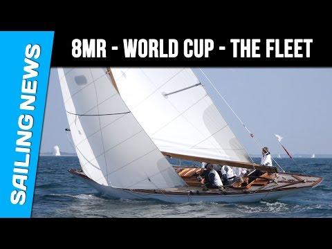 8mR - World Cup 2014 - The fleet