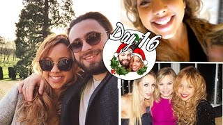 Christmas Party Time at The Grove! ❄ Vlogmas 16 Thumbnail