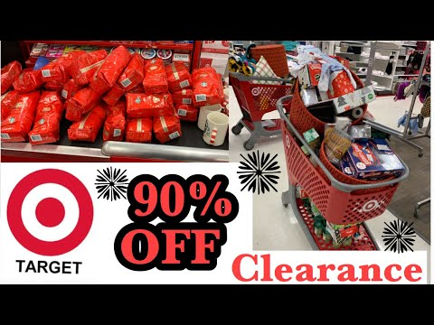 Target 90% Clearance Haul Over $3,000 of Savings!!!