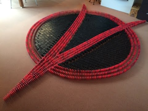 V for Vendetta - 5.000 dominoes