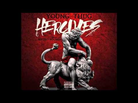 "Young Thug - ""Hercules"" (Prod. by Metro Boomin)"