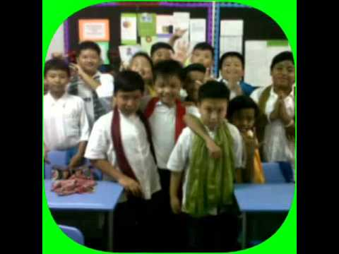 Class 5A Taman Rama School Bali