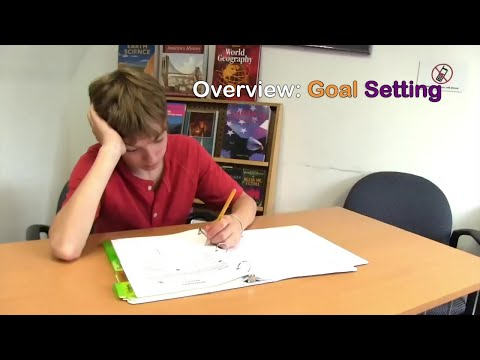 Goal Setting - SMARTS Online Unit 2 Overview