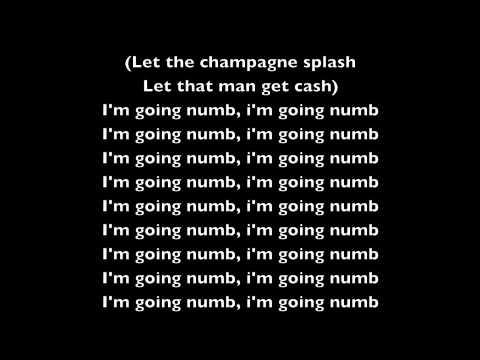 Rihanna ft Eminem Numb Lyric Video