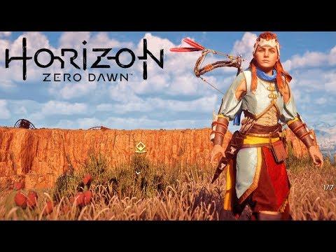 Horizon Zero Dawn #32: Sangue na Pedra - Playstation 4 gameplay