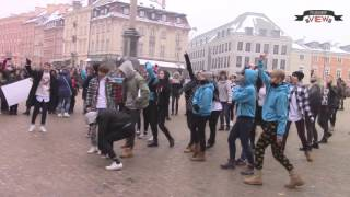 Surprise flashmob for 24K from Polish 24U + BONUS