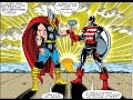 Six Marvel Characters that can lift Thor s Hammer