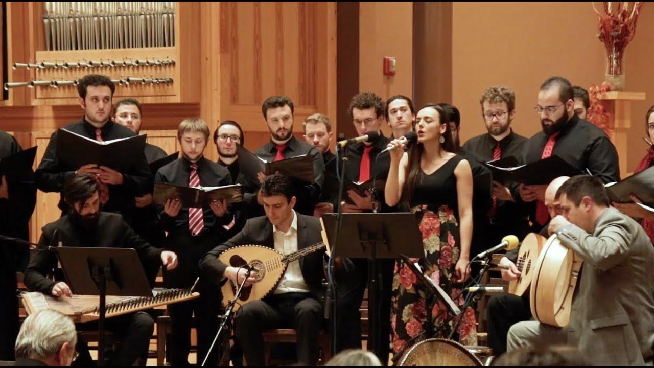 Boston Byzantine Music Festival 2019 - Anatoliama Ensemble and guests