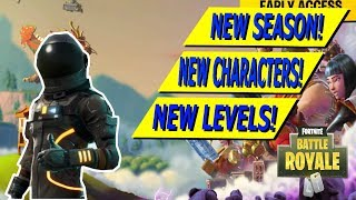 *SEASON 3* Fortnite Battle Royale: SO MUCH EPIC STUFF! NEW BATTLE PASS, SKINS, MAP AND MORE!