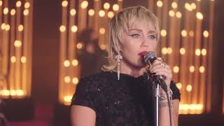 Miley cyrus Slide away live VMAS