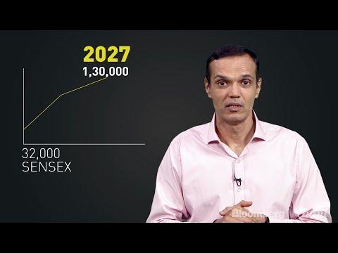 India @ 2027: Morgan Stanley Sees $6 Trillion Economy, Sensex At 1,30,000