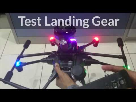 Pengaturan Remote Drone Typhoon H