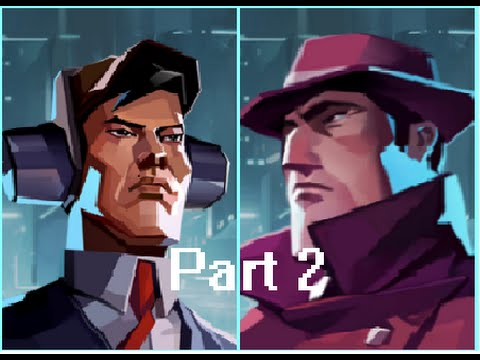 Invisible Inc - Custom Game Part 2 Day 1 Plastech Security Dispatch (Dr.Xu & Decker)