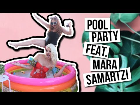 Pool Party ft. Mara Samartzi: Στα άδυτα του Instagram | i Mikri Ollandeza
