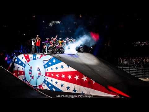Nitro Circus Paris bercy 2016 AccorHotels Arena POPB