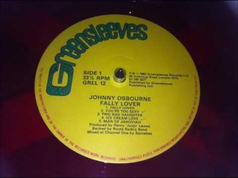 Johnny Osbourne - Ice Cream Love + Scientist Extra Time Dub