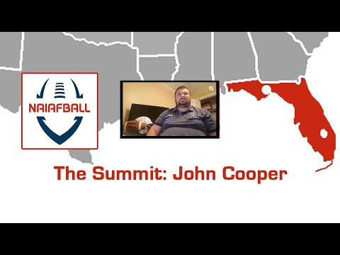 The Summit - with guest John Cooper from NAIAFBALL - NAIA quarters review and semis preview