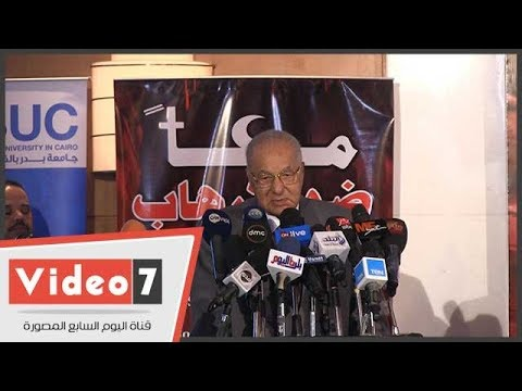 حمدى زقزوق: عمرو بن العاص لم يجبر أحدا على الإسلام وظل المسلمون أقلية 200عام  - 16:22-2018 / 1 / 9