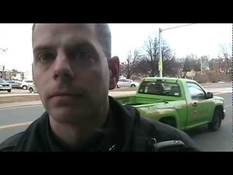 Police harassment backfires on cop at Quincy H.S. 2-08-2012