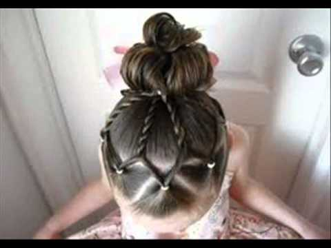 Peinados ideas faciles tutorial para los mas peque os para - Peinados para ninas faciles de hacer ...