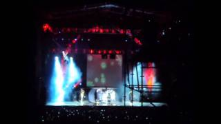 Backstreet Boys in Venezuela 2011: Straight Through My Heart. This Is Us Tour.