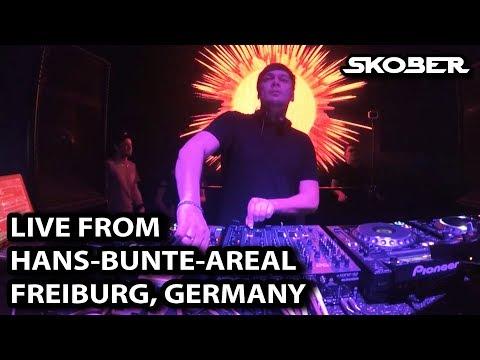 Skober live from Hans-Bunte-Areal, Freiburg (Germany) [27-05-2017]