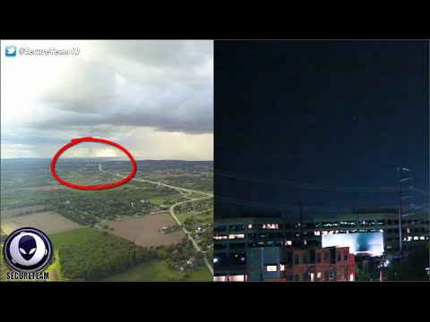 FAST MOVERS! UFO Almost Knocks Out Drone & More! 6/20/16
