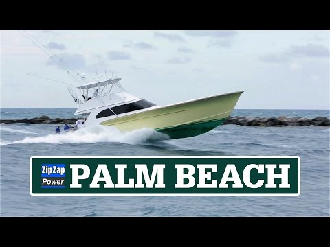 PALM BEACH BOATS | Windy Morning