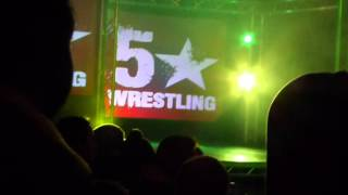 5 Star Wrestling - Carlito Entrance