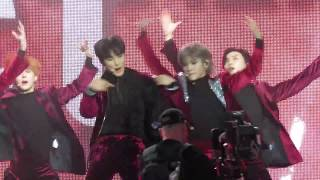 nct 127   Cherry Bomb Live in Hollywood