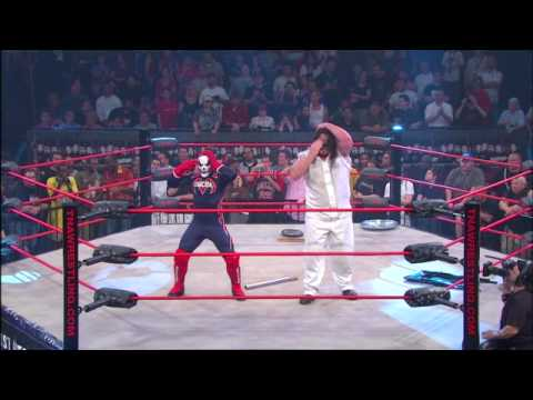 TNA: Suicide Comes To Help Abyss