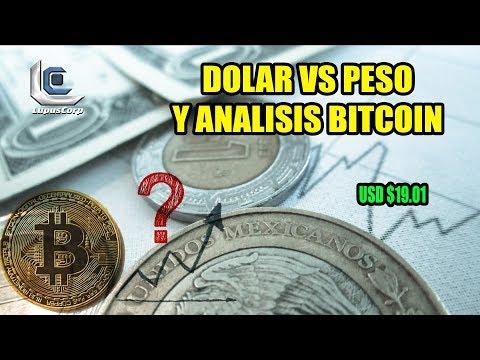 Analisis Bitcoin 3 Julio 2019 Y Dolar Peso Mexicano